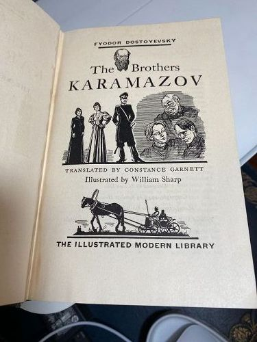 The Brothers Karamazov Hardcover � January 1, 1943 Fyodor Dostoyevsky