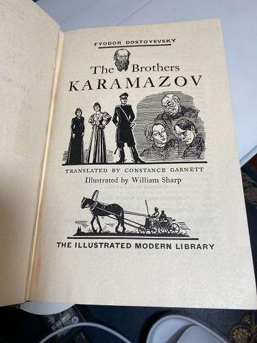 The Brothers Karamazov Hardcover � January 1, 1943 Fyodor Dostoyevsky
