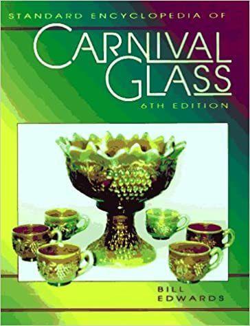 Standard Encyclopedia of Carnival Glass by Bill Edwards