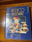 Rizzoli Art Deco Tableware: British Domestic Ceramics 1925-1939 Spours