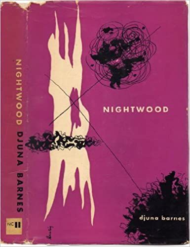 Nightwood Hardcover 1937 Djuna Barnes