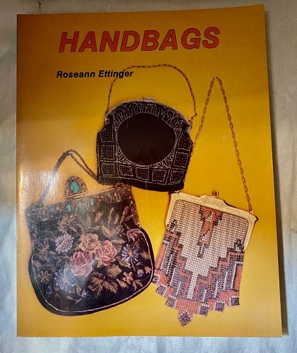 Handbags by Roseann Ettinger reference Book for Fashion