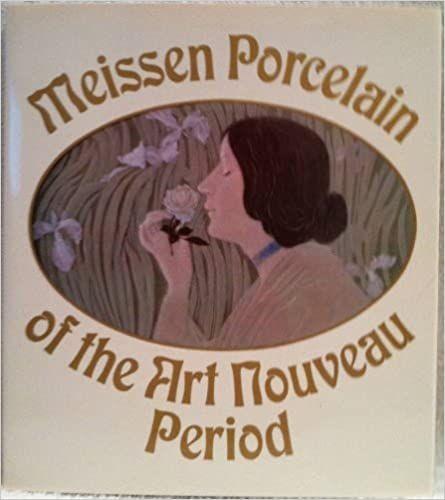 Meissen Porcelain of the Art Nouveau Period
