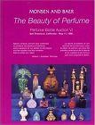The Beauty of Perfume No. VI : Monsen and Baer Perfume Bottle Auction