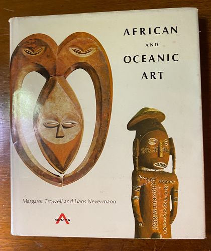 African and Oceanic Art by Margaret Trowell