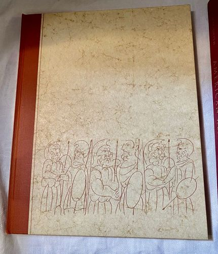 "Aristophanes ""Lysistrata"" Pablo PICASSO Illustrated 1962 Heritage Pres"
