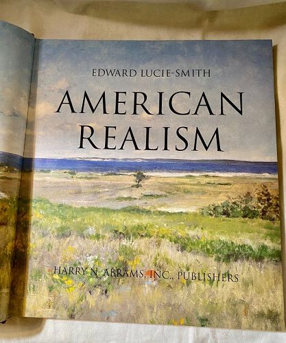American Realism by Edward Lucie-Smith Harry N Abrams Publisher