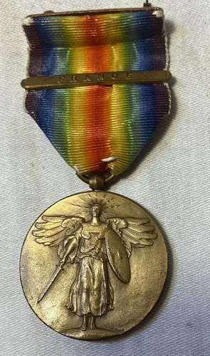 World War I Victory Medal France