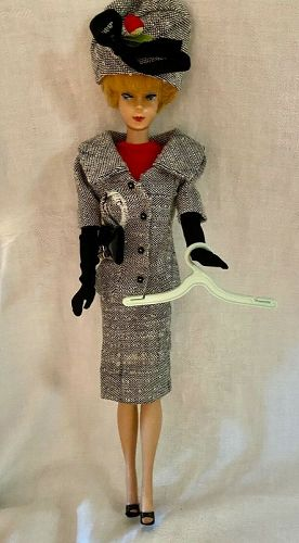 Vintage Barbie Career Girl Outfit 954 1963 Doll Not Included