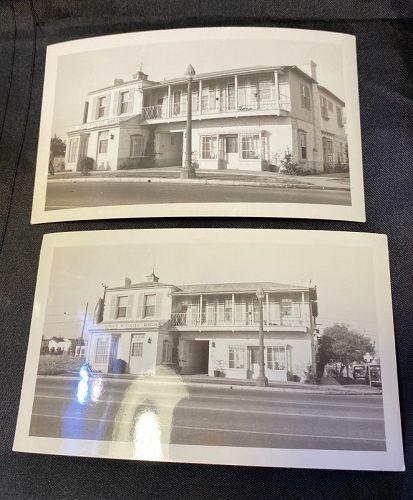Vintage Architectural Snapshots Circa 1940's