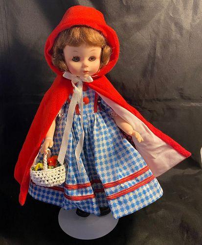Vintage Madame Alexander Little Red Riding Hood