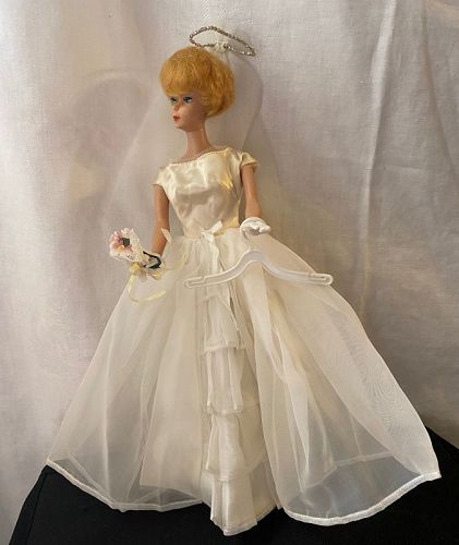 Vintage Barbie Bride's Dream Outfit #947 1963-1965 Doll Not Included