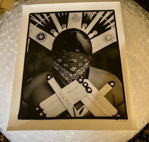 Large Format Jeff Dunas Original Signed A/P Photograph