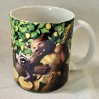 Celestial Seasonings Bear, Fox, Raccoon Band Mug