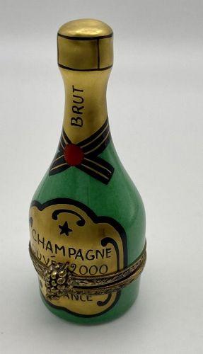 Limoges Champagne Cuve 2000 Box