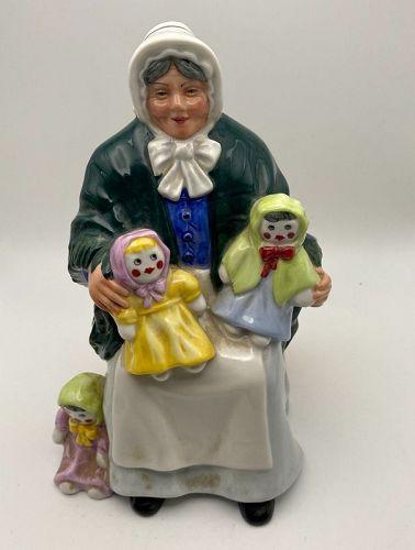 Royal Doulton  English Ceramics Porcelain  Art Pottery  Figurines