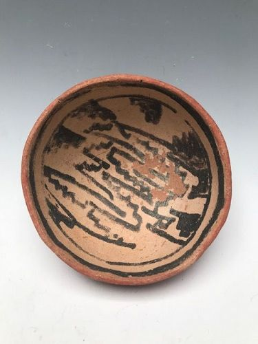 Salado / Gila polychrome bowl ca. 1300 to 1450 ad. NO RESTORATION