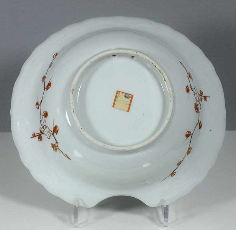Fine Japanese Imari Barber's Bowl c.1730.