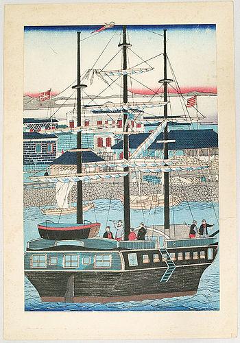 Utagawa Hiroshige III (1843�1894)