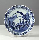 Unusual Arita Moulded Dish, c. 1700~50. Rijksmuseum