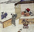 Chinese KESI Kossu Silk Hanging, 19C