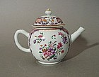 Fine QIANLONG F/R Tea Pot