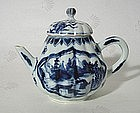 Chinese Export Teapot, KANGXI, C1700.