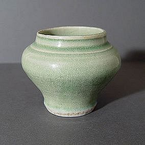 Chinese Celadon Potiche, 13th ~ 15th C.
