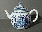 Chinese Export Kangxi ~ Yongzheng Teapot