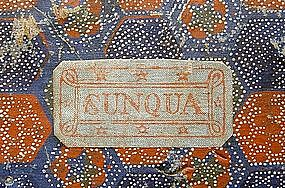 A Sunqua Album of Chinese Export Pith Paintings.1880