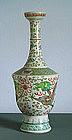 A Fine Large Famille Rose Dragon Vase, 19th Century.