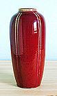 A Chinese Flambé Vase, 18th.
