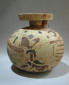 Greek Corinthian Aryballos - ca 550BC