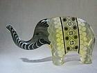 Lucite Elephant - Abraham Palatnik -Brazil Op Art 1970s