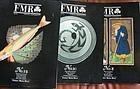 6 Volumes - FMR  Franco Maria Ricci Magazine - 1985 - Milan