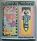Eduardo Paolozzi by Diane Kirkpatrick 1969 - New York Graphic Society