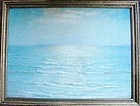 Francesco Spicuzza - Large Seascape Pastel -  Wisconsin Artist