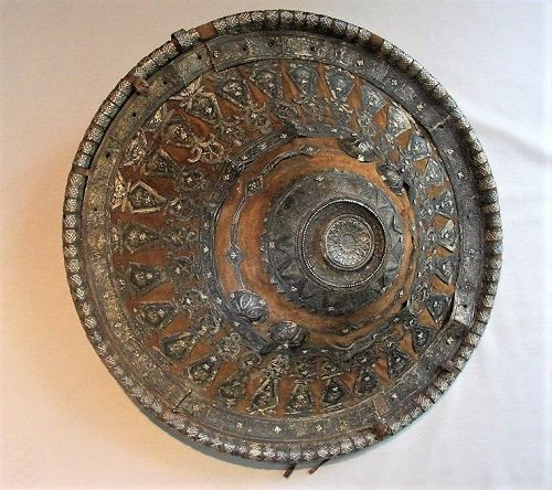 19th Century Abyssinian Warrior Shield