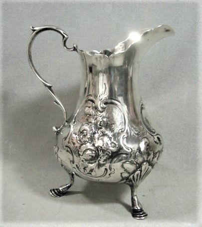 1853 London Cream Jug - John Keith