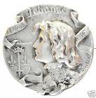 Joan of Arc Pin - French Fin de Siecle - BECKER
