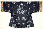 Chinese Qing Silk Embroidered Han Style Lady�s Robe