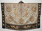Rare Chinese Qing Silk Embroidered Daoist Priest�s Robe