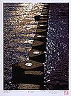 Japanese Ltd. Ed. Silkscreen Print Hideaki Kato Glitter