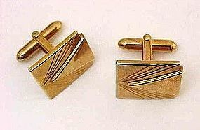 Nice Old Swank Cufflinks
