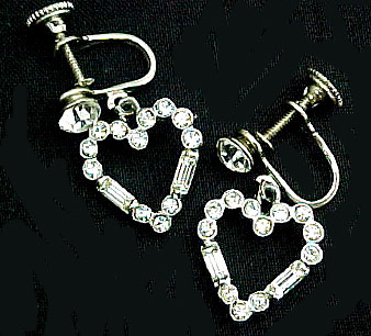 Hearts for Someone Special - Rhinestones