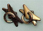 Very Nice Renoir Copper Earrings