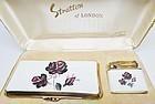 Stratton Cigarette Case and Lighter - Gift Box