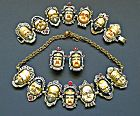 Seven Immortals 1950s Parure - Famous Collectors Item