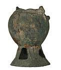 Published Ordos Bronze Cauldron Sackler Collection