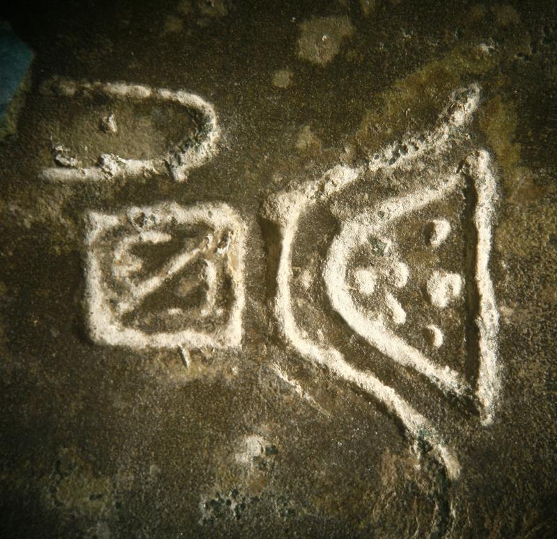 Eastern Zhou Dagger Axe with Inscribed Nei